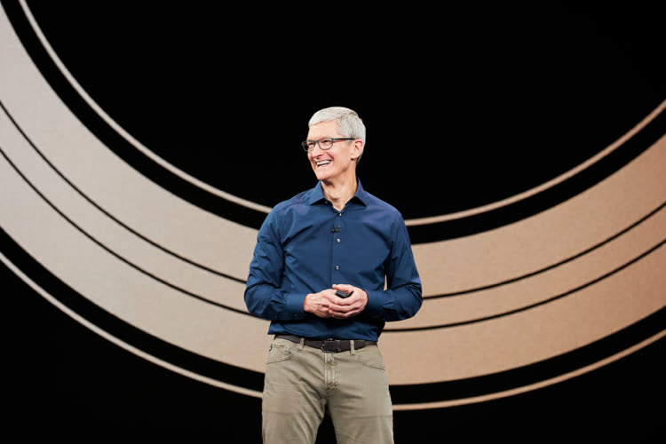 Before hanging gloves, Tim Cook wants to start a new product category