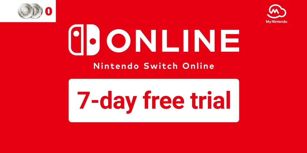 7 day trial available, how to register