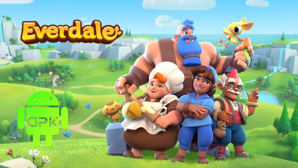 APK How to download and install the game on Everdale, Android?  - Breakflip