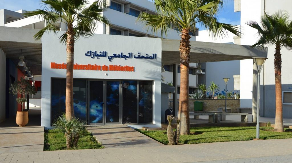 Agadir: Discovery of diamonds in a meteorite on display at the Ibn Zohr Museum