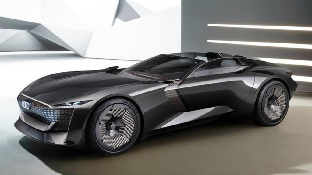 Audi Skyspire concept: Features and data of the 630hp electric roadster