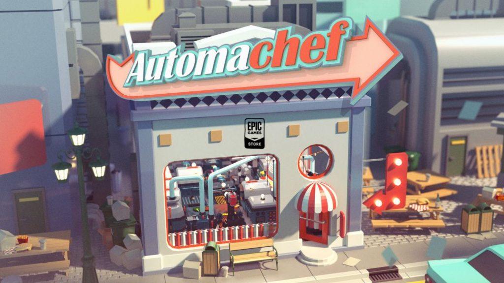 Automachef, Jeu Gratuit Sur L'epic Games Store ; Comment Le
