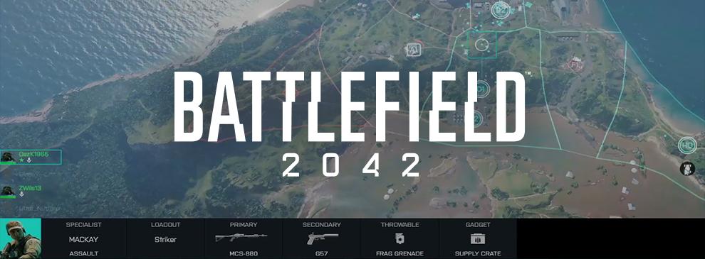 Battlefield 2042 Technology Preview Game Videos
