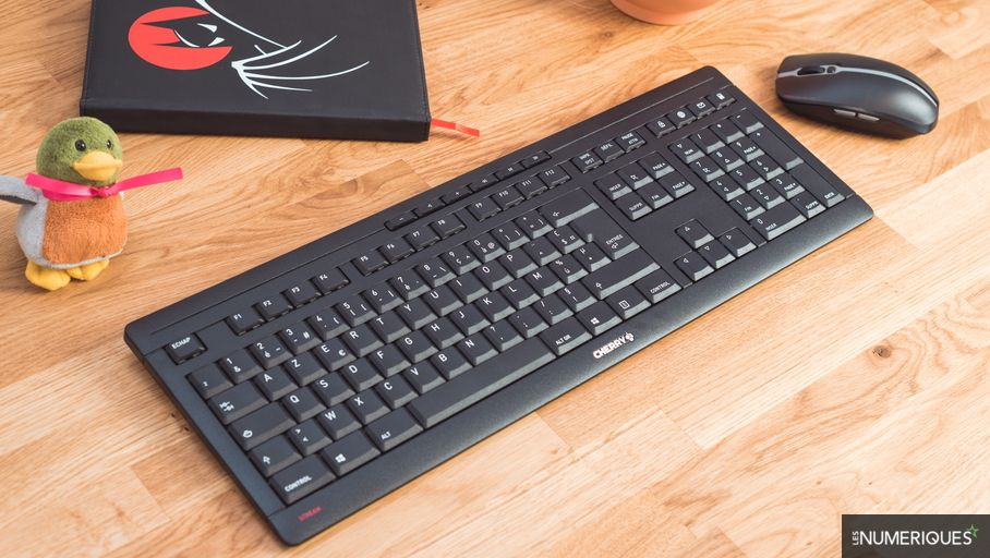 Cherry Stream Desktop Recharge Review: Unrestricted, But Very Useful Wireless Keyboard / Mouse Pack