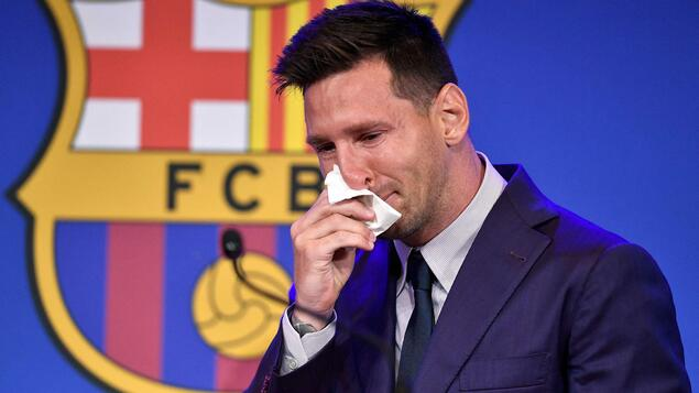 Farewell to Barcelona's tears: The future of the game - Messi avoids specific statements about the game