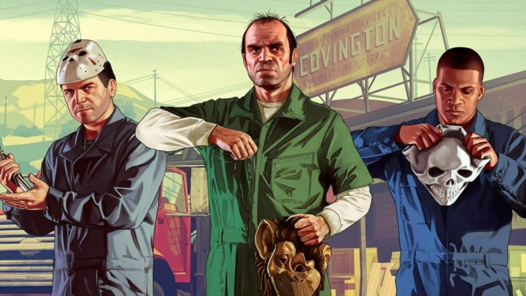GTA 5 sold over 150 million copies