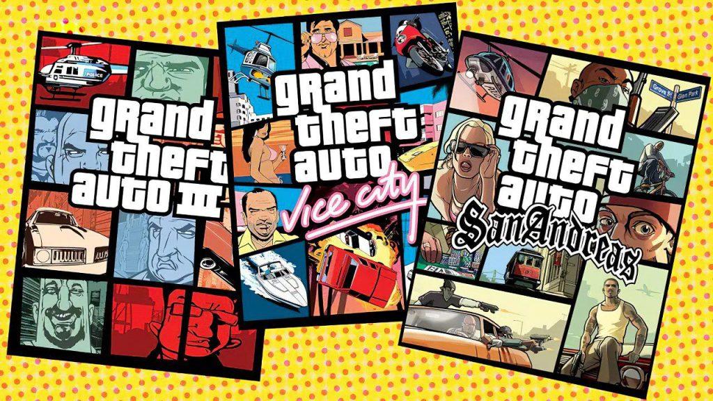 GTA3, Vice City e San Andreas Remaster Su Switch, PlayStation and Xbox?  Kodaku Conforma