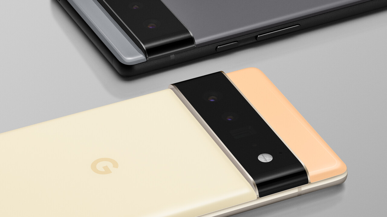 """Google Pixel 6 and 6 Pro: smartphones with their own """"Google Tensor"""" SoC from the fall"""