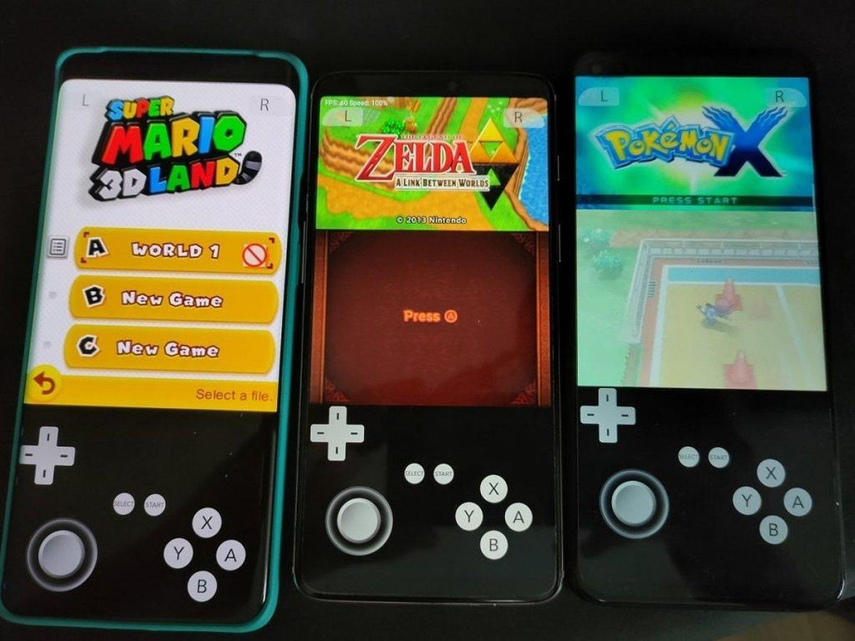 Nintendo 3DS Android Emulator
