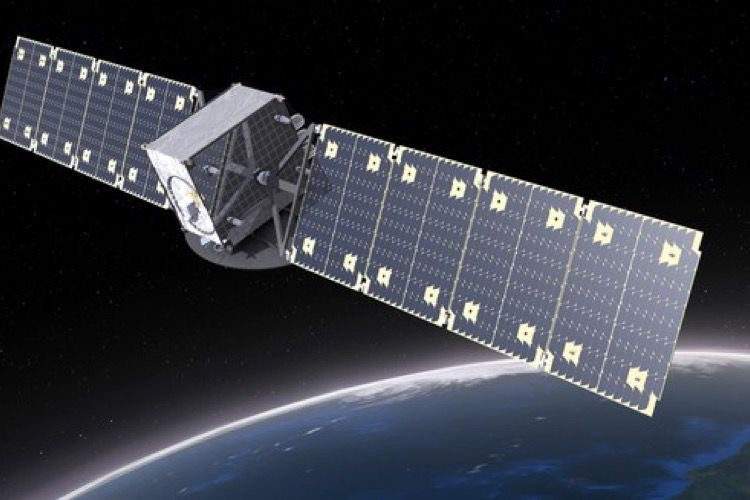 Apple will work on a satellite project