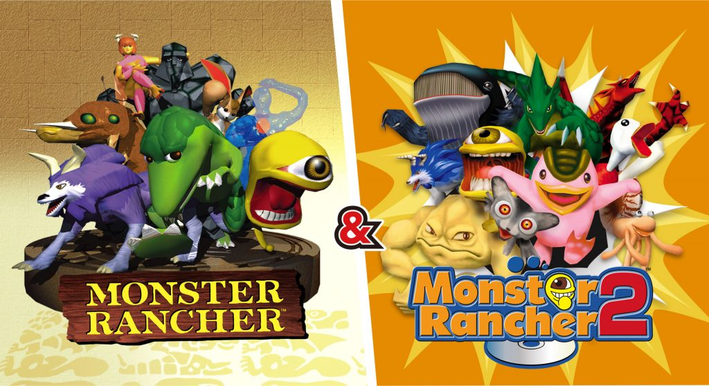 Monster Rancher 1 & 2 DX Announced for Nintendo Switch and Other Systems Nintendo Connect