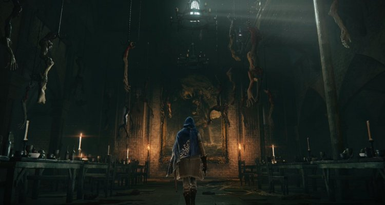 New fascinating images and details in the open world from software - Nerd4.life