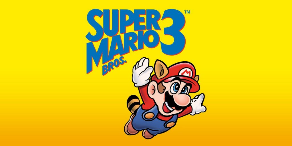 Nintendo Switch Online, Surprise!  Check out the SP version of Super Mario Bros. 3