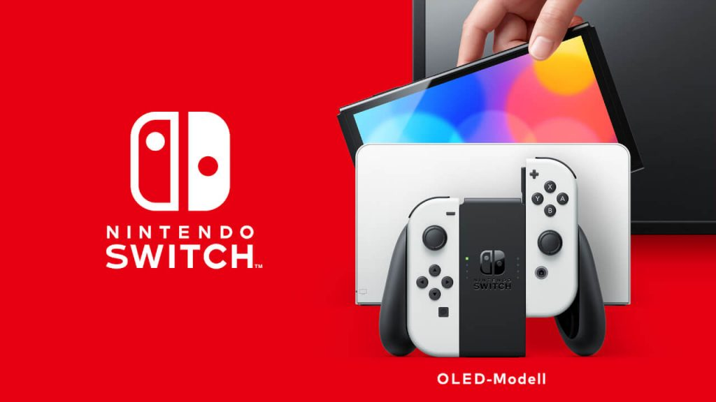 """Nintendo Switch talks about """"burn-in"""" on the OLED model Nintendo Connect"""