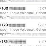 OL POL-MK: Beware: Voicemail Fraudsters! | Press the portal