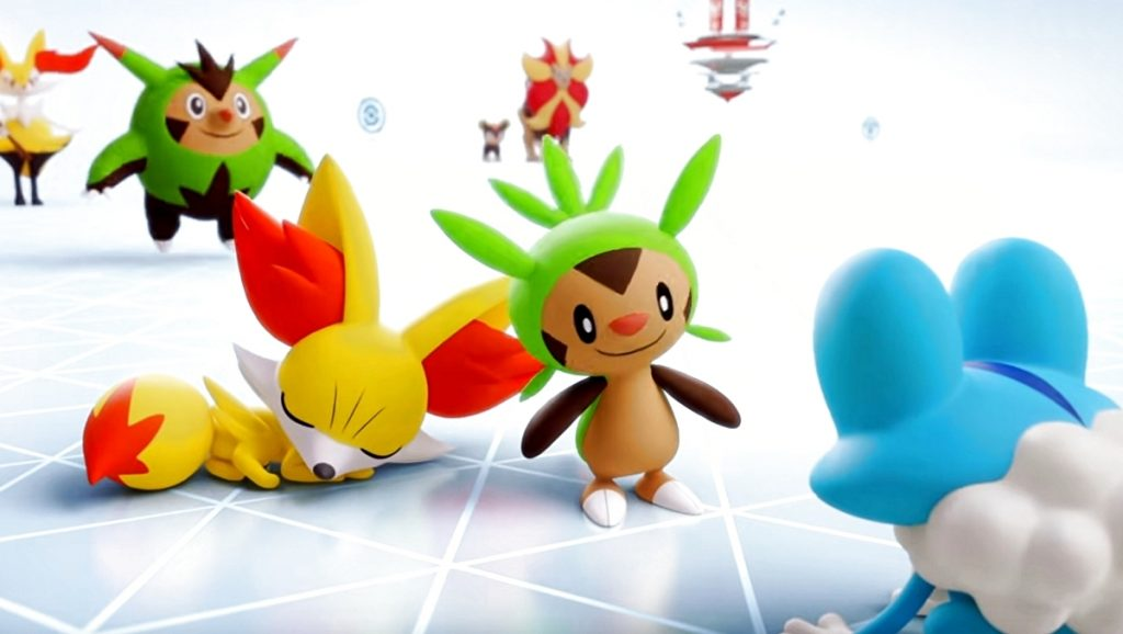 Pokemon Go: This is a show of September events