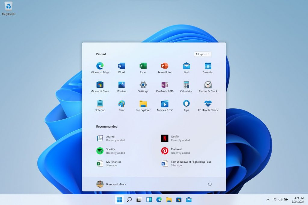 Preview Windows 11 in the browser