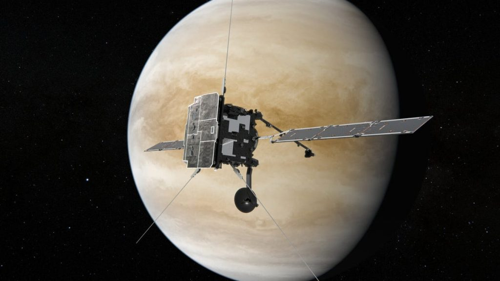 Rare series flights to Venus will take place on August 9th and 10th