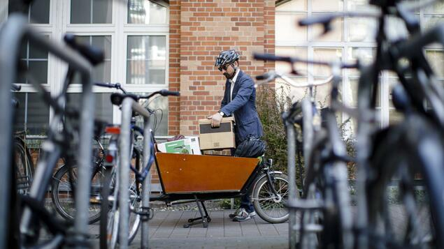 Review of the Green Initiative: Barbog for a 1000 Euro Subsidy for Freight Bikes - Politics