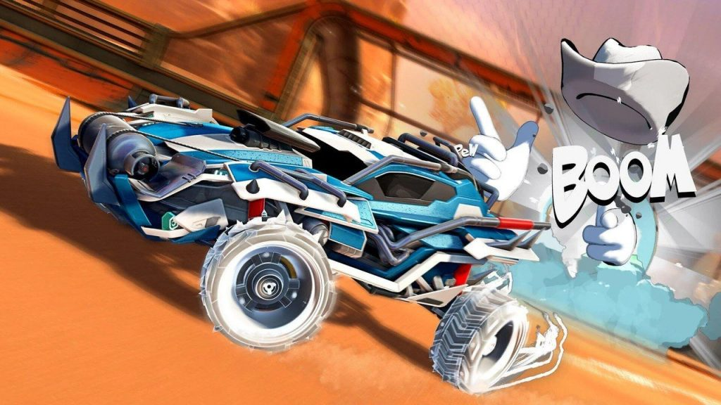 Rocket League Patch 2.02 adds 120FPS support and is now available for download