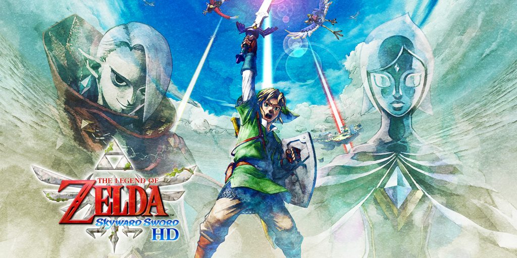 Skyward Sword HD Players Report a Mentlock Disorder at SteinWork • Nintendo Connect