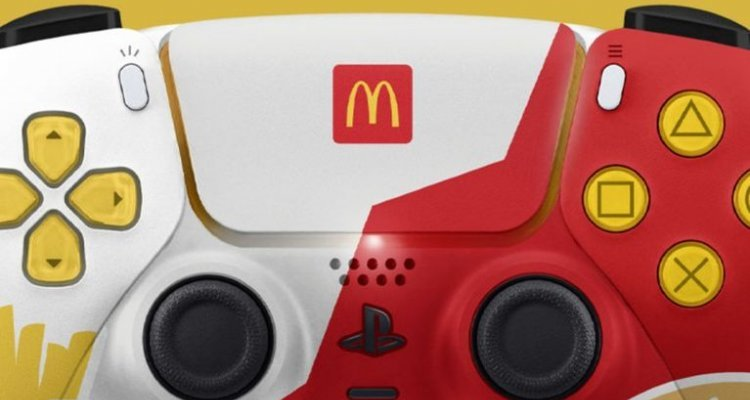 Sony blocks McDonald's dual sense because they are unrecognized (as well as ugly) - Nerd4.life
