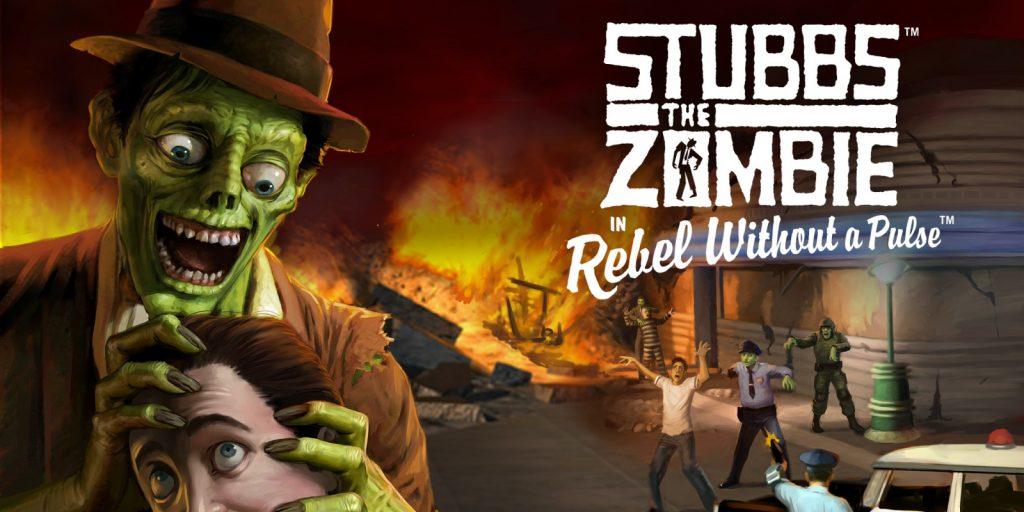 THQ Nordic verbentlicht Stubbs The Zombie als Retail-Version for Nintendo Switch • Nintendo Connect