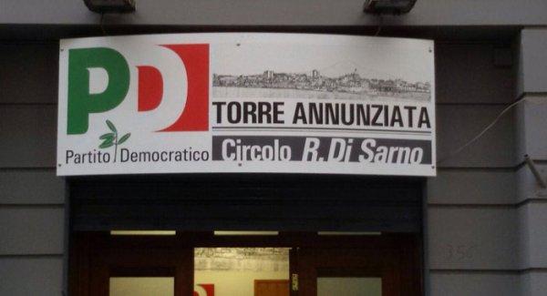 """Torre Annunziata - Il Pd napoletano """"scarica"""" il sindaco Ascione: """"Voteremo 'no' al bilancio di previsione"""""""