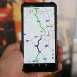 Traffic data on smartphone: What can the new autophone application do?