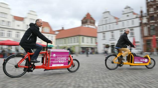 Unsuitable for Kulturkampf: Freight Bike Debate Popcorn Factor - Growing on Politics