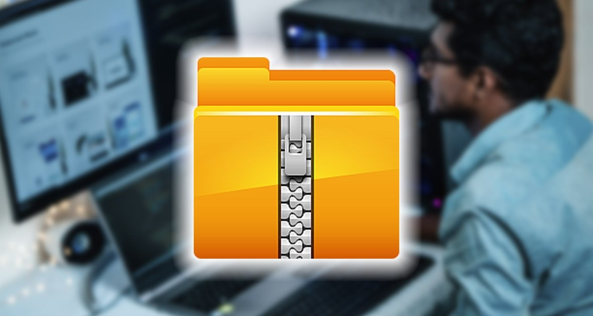 What is a compressed file and how can anyone create it?
