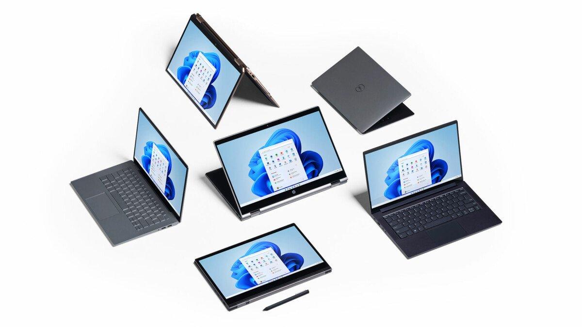 Windows 11 computers