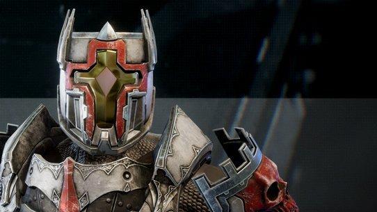 A kind of crusade hero in Hollow 3