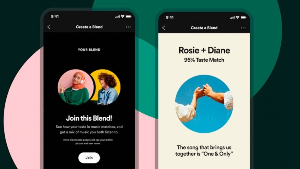 Spotify Fusion
