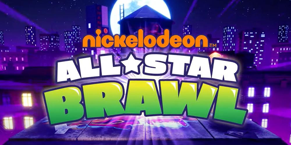 Nickelodeon All-Star Brawl – Logo