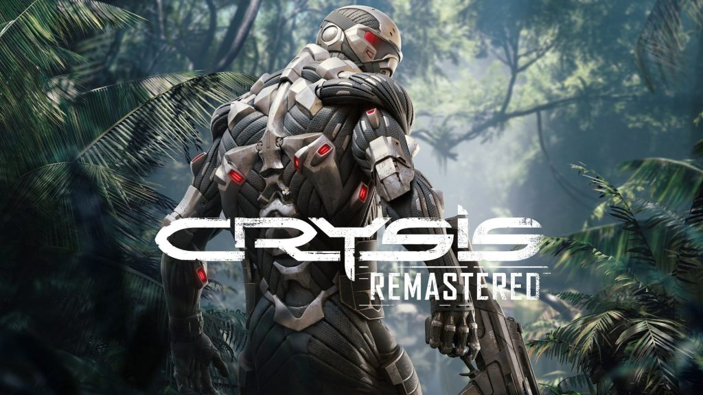 The Crysis Remastered Trilogy will be released in mid-October