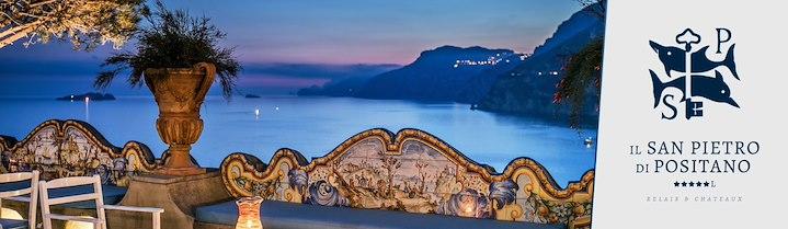Il San Pietro di Positano, an exclusive hotel in Amalfi Beach, Vertical City, Positano Luxury Hotel