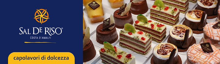 Buy the Sal de Risso new portal with one click with all the desserts of Italy's most beloved pastry chef