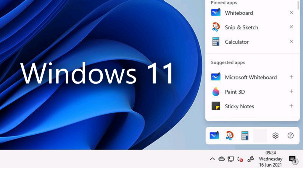 Microsoft is releasing a preview of Windows 11 for companies