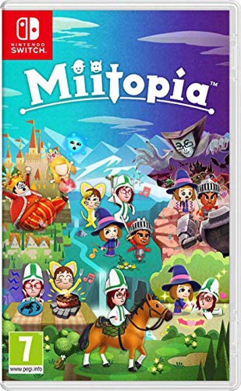 Mitobia (Nintendo Switch)