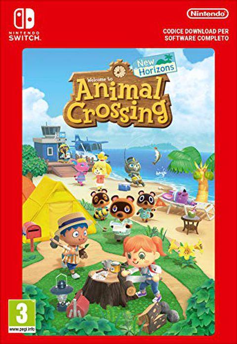 Animal Abduction: New Horizons Standard - Nintendo Switch (Crores Downloads)