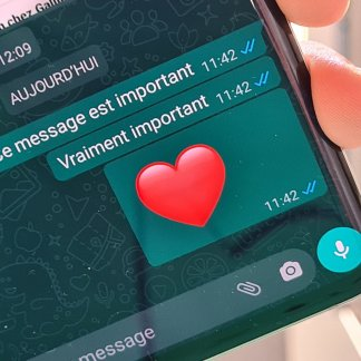 WhatsApp: Your reactions to news will soon be like this