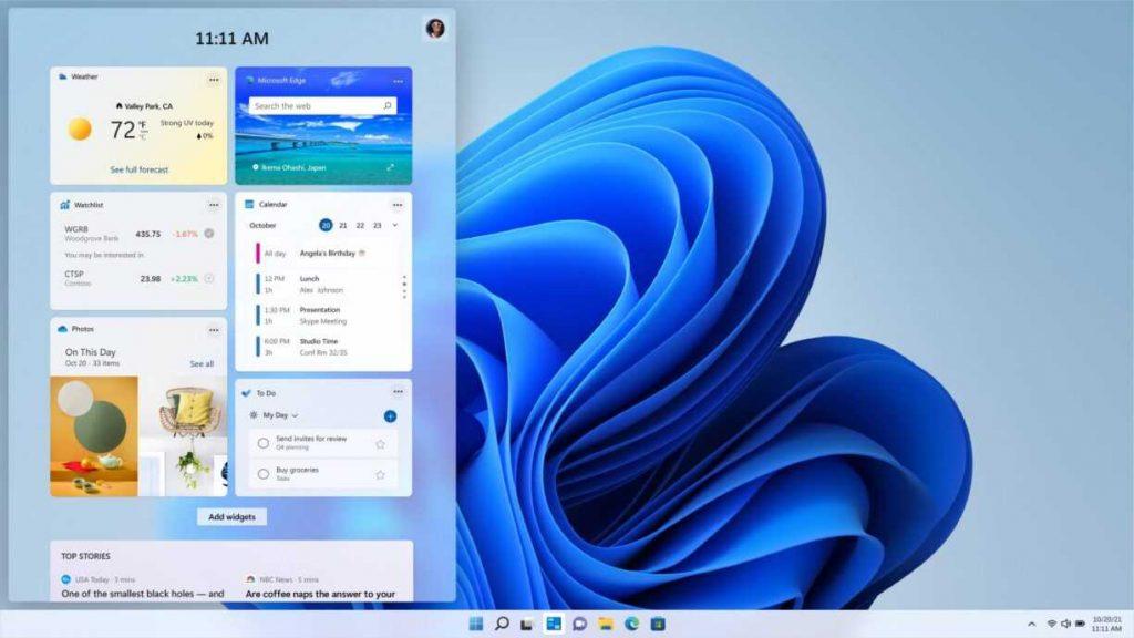 Windows 11 (build 22000.184) : Quoi De Neuf Et Comment