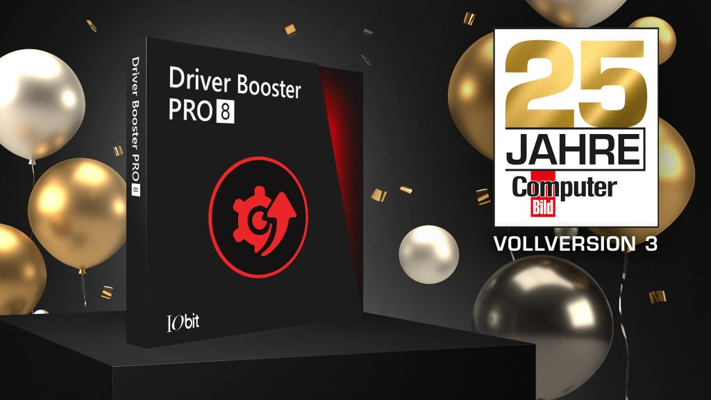 Driver Booster Pro: The key to free full version to download