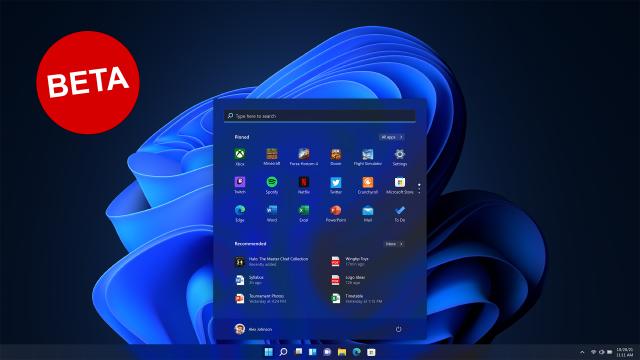 Windows 11 Beta Download