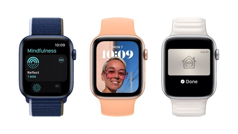 Some features and news of WatchOS 8