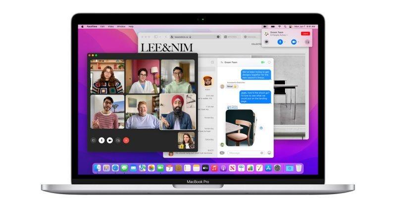 MacBook Pro with MacOS Montessori