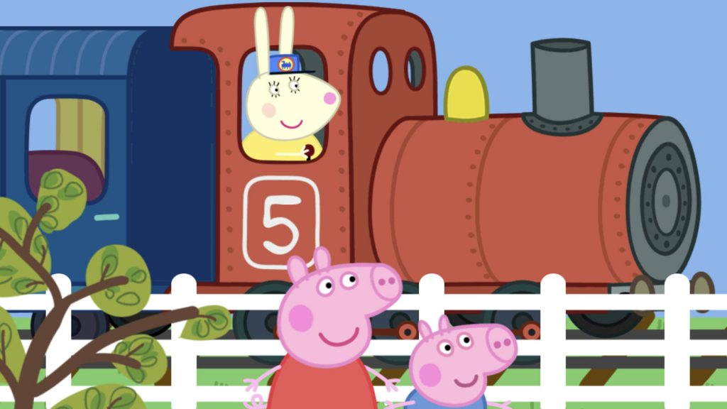 Instead of 3.49 euros for free: Get the Peppa Pig game for kids today for free