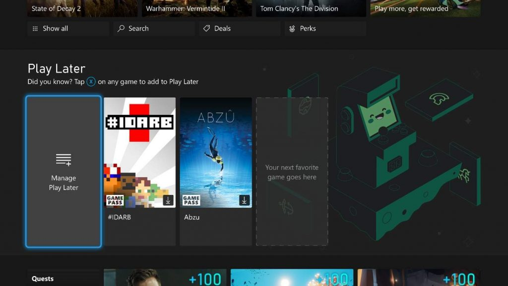 Xbox September Update: Details of new features (Xbox Streaming, Edge, Cloud PC ...)    Xbox One