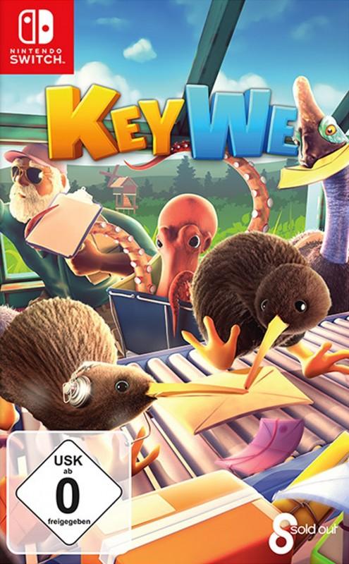 Test Zu KeyWe - Nintendo Switch - ntower